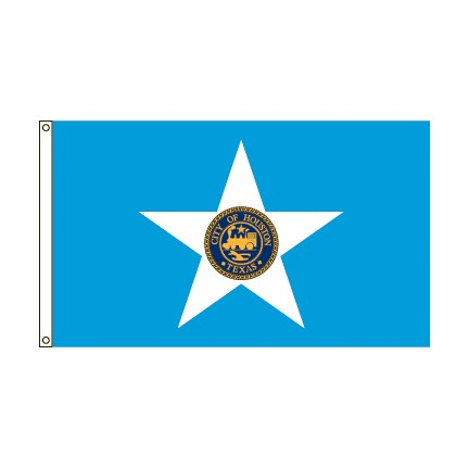 City of Houston flag
