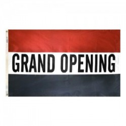502110-Grand Opening Flag
