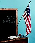 American Classroom Flags