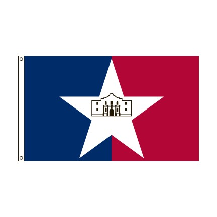 City of San Antonio flag
