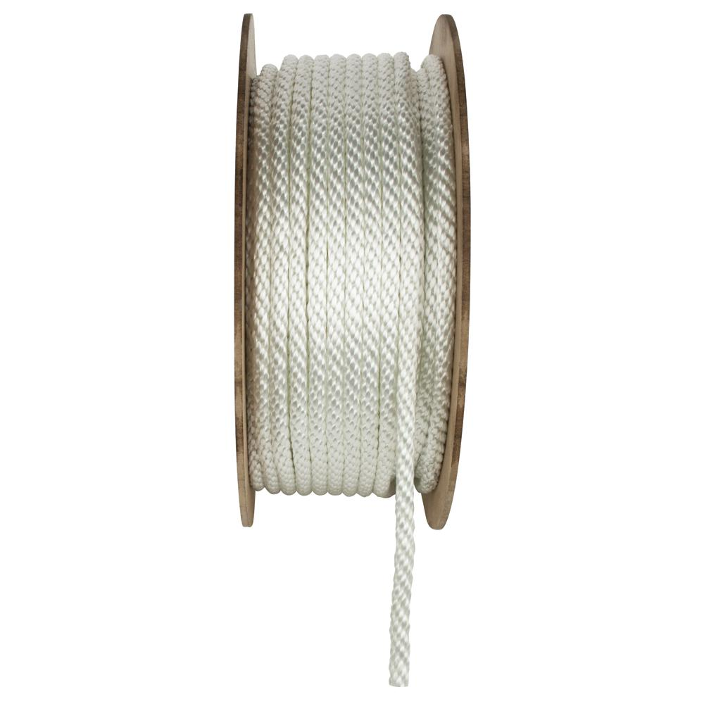 Flag Pole Rope 1 4 Inch Nylon Sold By The Foot American