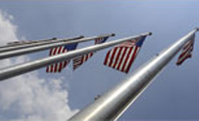 American flag and flagpole co flag poles flag pole for 3 flag pole etiquette