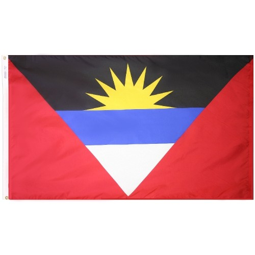 Antigua-Barbuda flag