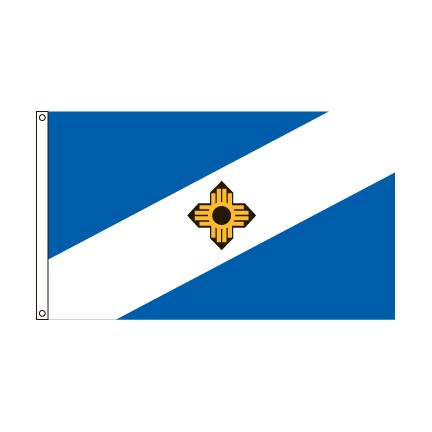 City of Madison Wisconsin flag