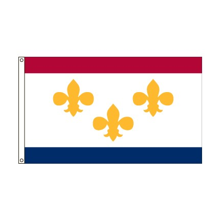 City of New Orleans flag