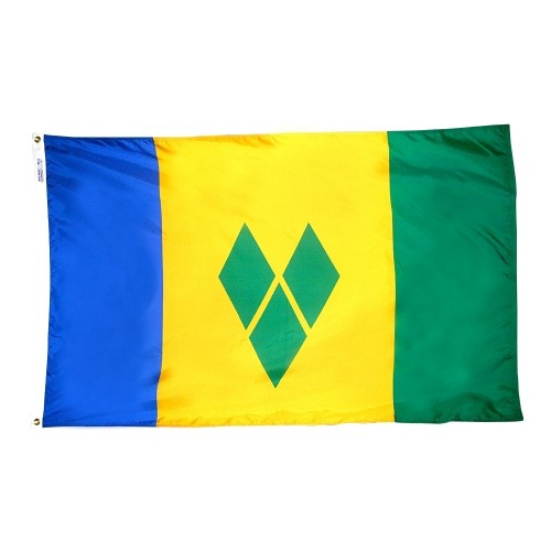 St Vincent Grenadines flag