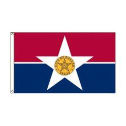 City of Dallas Texas flag