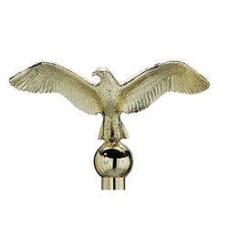 Classic Indoor Flagpole Eagle