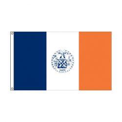 City of New York New York flag