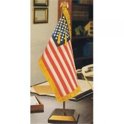 Presidential US Desk Flag Set