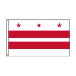 City of Washington DC flag