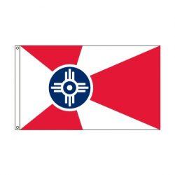 City of Wichita Kansas flag